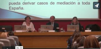 """Intervención de Ana Criado Inchauspé: Jornada """"Mediación familiar internacional, una necesidad imperiosa"""""""