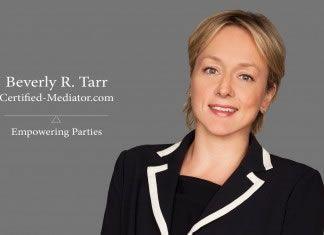 La Mediadora Internacional Beverly Tarr vuelve a Madrid