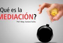 ¿Qué es la Mediación? por Gustavo Fariña