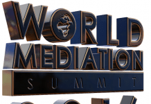 Diálogo y Resolución de Conflictos: World Mediation Summit 2016