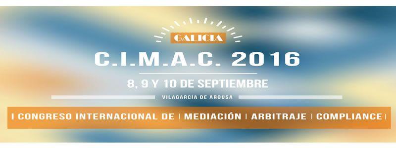 I Congreso Internacional de Mediacion Arbitraje y Compliance