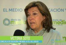 Dª Victoria Soto Olmedo, Concejala de Educación, Igualdad e Infancia