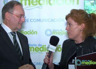 D. Álvaro Cuesta, Vocal del Consejo General del Poder Judicial apuesta por la Mediación de Calidad