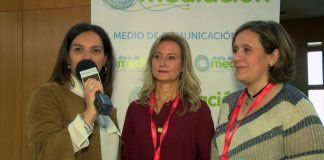 II Jornadas de Mediación Escolar de Valladolid. Entrevista a las organizadoras