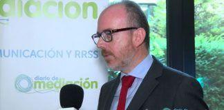 Entrevista a José Luis Gómara, Abogado del Estado en la Global Pound Conference Madrid