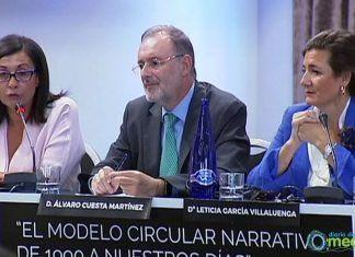 Conferencia de Sara Cobb, Madrid 2016. Vídeo resumen