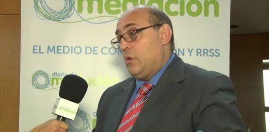 D. José Fernando de Castro, Juez de Menores de Valladolid