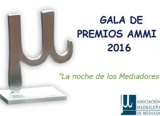 Gala de Premios AMMI 2016