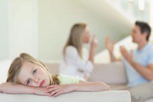 Patria Potestad y Custodia en divorcios con hijos menores
