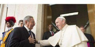 Obama felicita al Papa por su mediación con Cuba