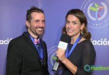 Curro Cañete Leyva recibe la Medalla al Mérito Profesional