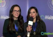 Geraldine Bethencourt. Medalla al Mérito Profesional en Mediación