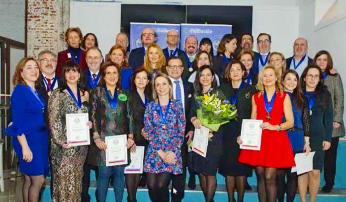 34 premiados en el Día Internacional de la Mediación