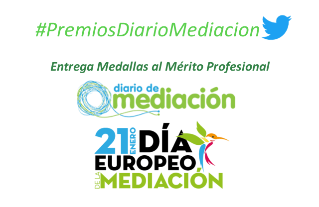 Entrega de Medallas al Mérito Profesional en Mediación