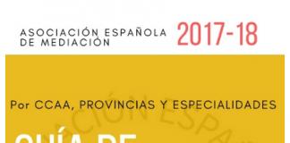Guía de Mediadores Profesionales de España