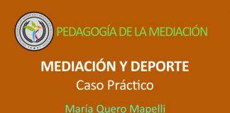 Caso práctico Mediación y Deporte