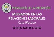 caso practico mediación relaciones laborales
