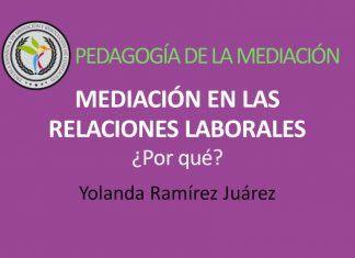 Ventajas de la Mediación en Relaciones Laborales