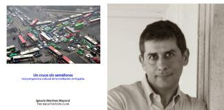 Un cruce sin semáforos. Una perspectiva cultural de la mediación en España