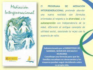 Programa de Mediación Intergeneracional de la Fundación ATYME