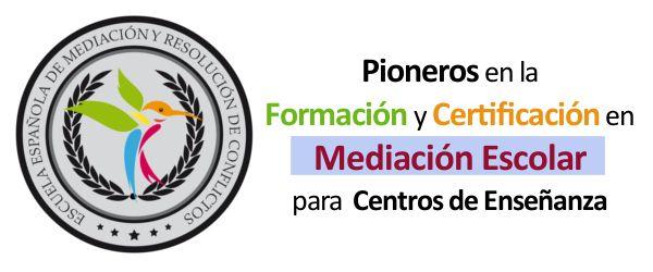 Formación en Mediación Escolar para Centros de Enseñanza
