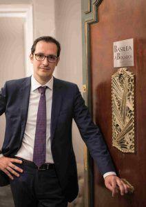 Vicente Rodrigo, abogado en Basilea
