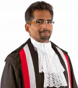 Judge Vasheist Kokaram
