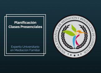 Clases Experto Universitario Mediación Familiar