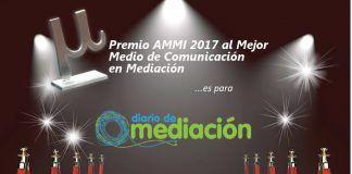 Diario de Mediación, premio AMMI 2017 al Mejor Medio de Comunicación en Mediación