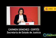 La Secretaria de Estado de Justicia apoya a la Mediación en los Premios AMMI 2017