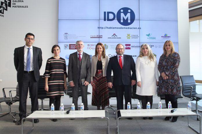IDM Día Europeo de la Mediación 2018