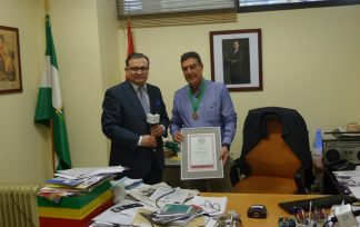 Medalla al Mérito Profesional 2018 para Emilio Calatayud