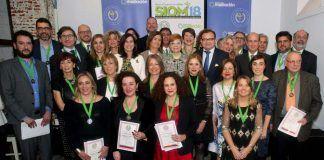 Gala de entrega de Medallas al Mérito Profesional 2018