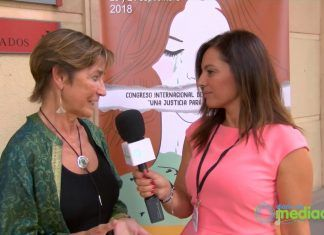 Entrevista a Victoria Ortega, Presidenta del COnsejo General de la Abogacía Española