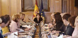 Dolores Delgado apuesta por la Coordinación Parental