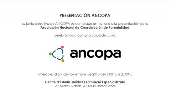 Ancopa, Asociación Nacional de Coirdinación de Parentalidad