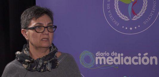 Isabel Bujalance, educadora social y mediadora