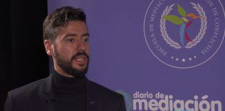 Felix Arias, director del centro de Intervención Parental de Madrid