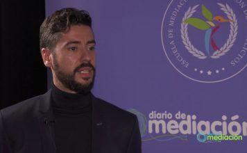 Felix Arias, director del centro de Intervención Parental de Madrid