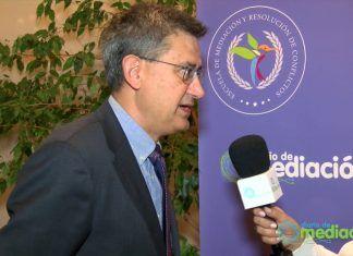 La AMM ha reconocido al magistrado Ramón Badiola Díez como Socio de Honor