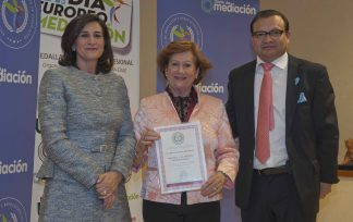Mari Luz Sánchez García-Arista, medalla al mérito profesional 2019