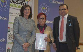 UNAF recibe la Medalla de Mediación 2019
