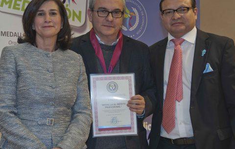 Reconocimiento especial a D. Pablo d'Ors por su labor social