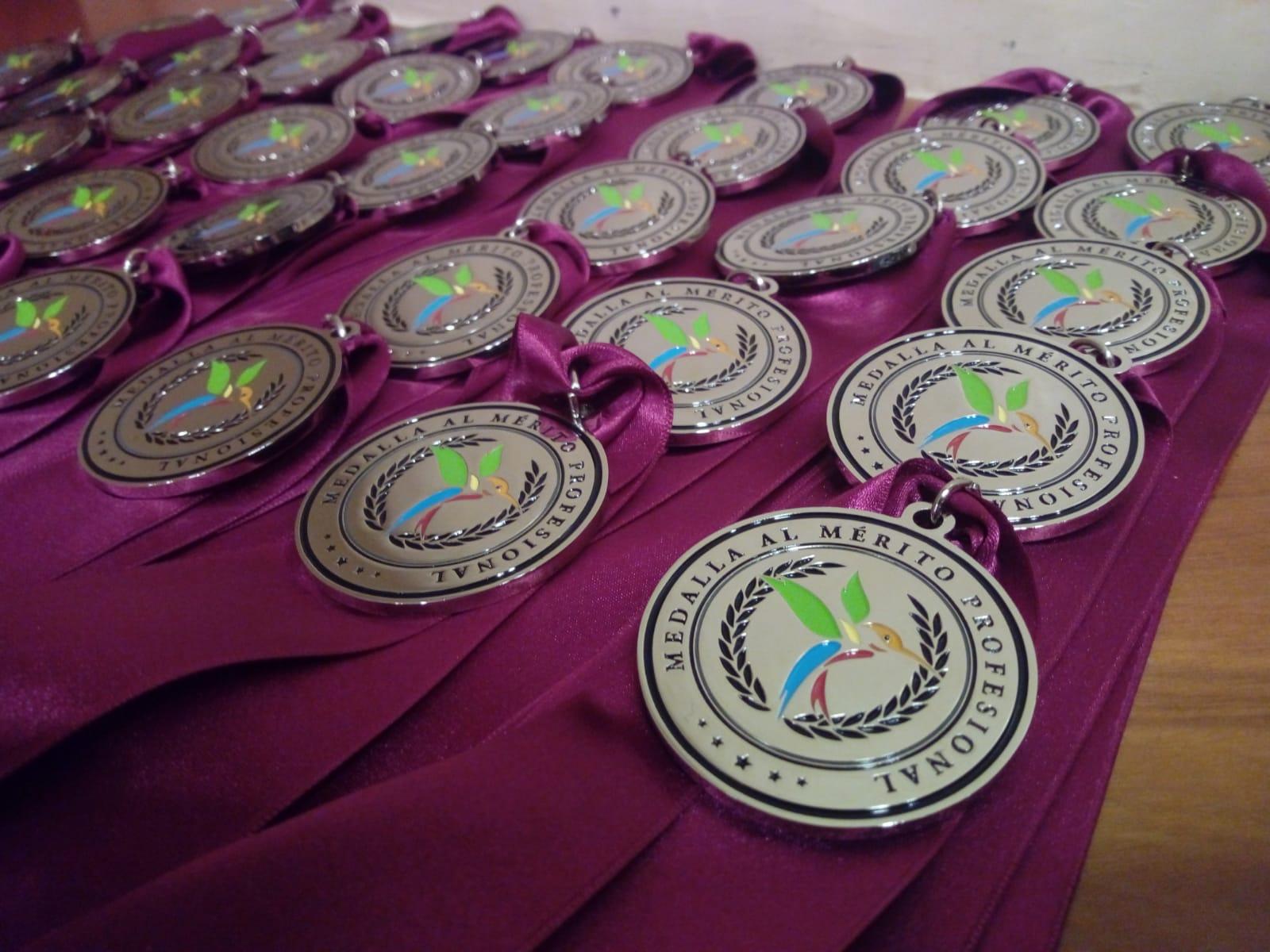 Gala Medallas al Mérito Profesional 2019