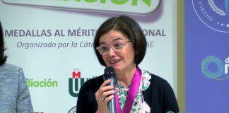 Sofía Rodríguez-Sahagún directora de marketing de BBVA creador de 'Aprendemos Juntos'