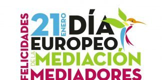 Día Europeo de la Mediación 2019: 21 de enero