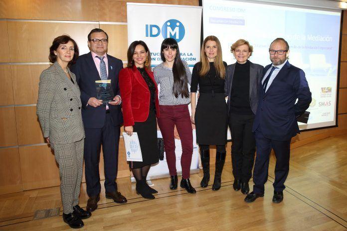Diario de Mediación recoge la mención de honor en el Congreso IDM