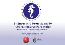 Madrid acoge en marzo el 2º Encuentro de Coordinadores Parentales