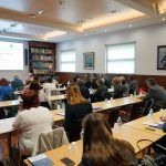 Conferencia sobre mediación en el sistema sanitario