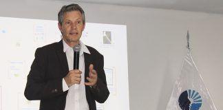 Jean Schmitz imparte el taller de prácticas restaurativas en Madrid